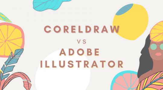 CorelDRAW vs. Adobe Illustrator