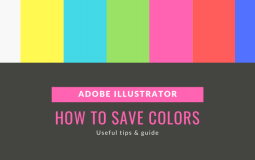 How to Save a Color in Adobe Illustrator